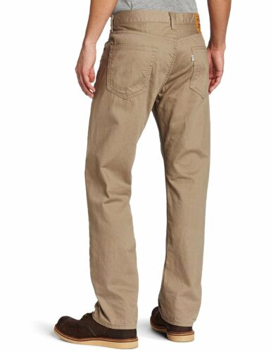 Fit 505 Levi's Regular Twill Pant 5498 38x32 00 Timberwolf Fit ABxqxaw1