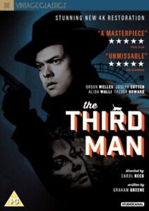 Nuovo-The-Terza-Man-DVD