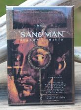 "The Sandman Season of Mists Book Cover - 2"" X 3"" Fridge / Locker Magnet. Vertigo"