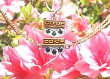 Two 10K Nashville CO-OP Service Award Bracelet & Necklace Davidson Co., TN