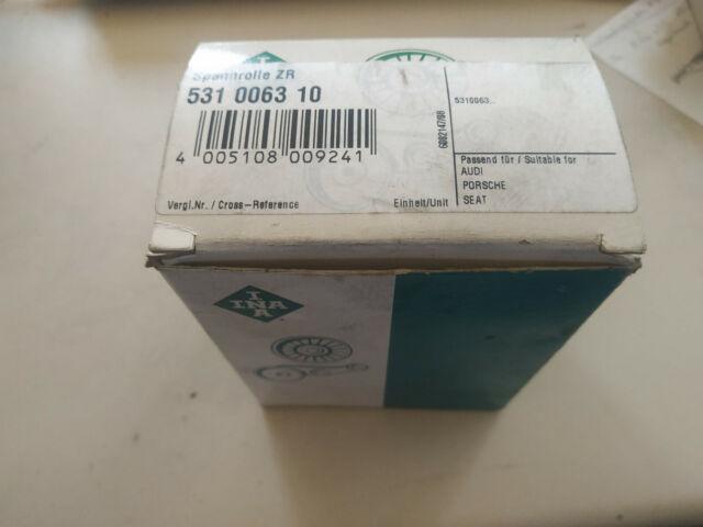 Zahnriemen INA 531 0063 10 Spannrolle