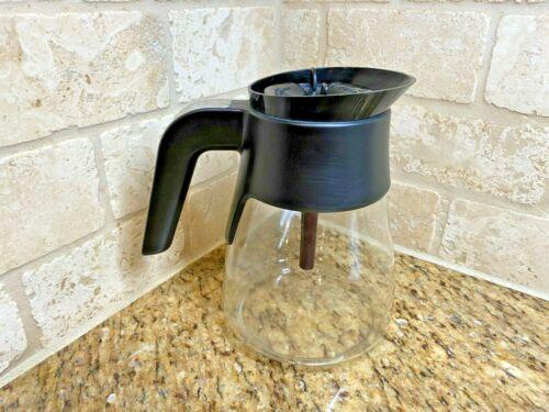Ninja Coffee Maker 43oz Glass Carafe Pot Lid Replacement CF020 CF021 CF080 CF082