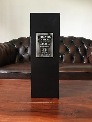 Tomatin 1988 Batch No. 1 Bourbon Barrels & Port Pipes 46%vol. 0,7l