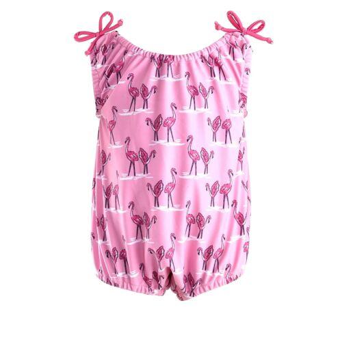 BNWT Rachel Riley Baby Flamingo Swimsuit Sizes 6-12 18-24 Months RRP £29