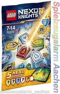 LEGO 70372 NEXO KNIGHTS Combo NEXO Kräfte Serie1 N1/17