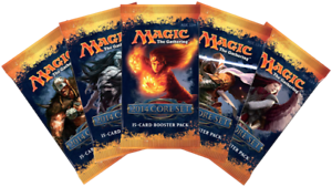 MTG-Magic-The-Gathering-2014-Core-Set-sealed-booster-pack-x1