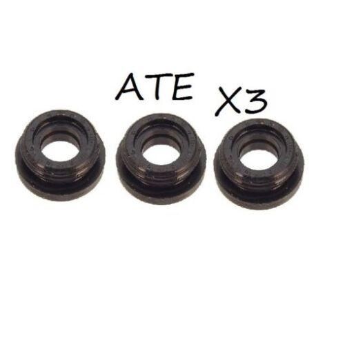 For Mercedes W123 W140 ATE SET OF 3 Brake Master Cylinder Grommet 000 431 09 50
