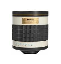 Bower 500mm f/6.3 Telephoto Lens for Olympus E-620 E-600 E-520 E-510 E-450 E-420