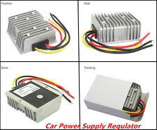 DC Voltage Stabilizer Automatic Regulator 8-40V to 12V 72W Car Power Supply