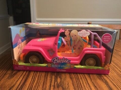2008 Barbie Beach Party Cruiser