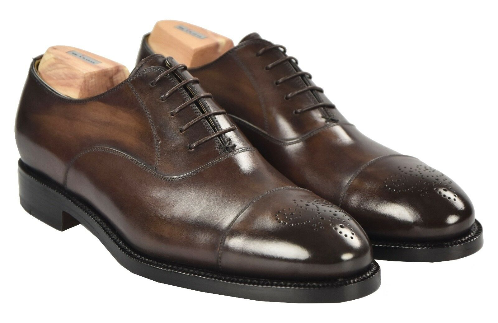 fc21aa216 NEW KITON NAPOLI SHOES LEATHER SIZE 10 US EU KSH84 100% 43  ngdcbn8876-Athletic Shoes
