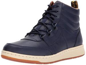 homme profiter de gros rabais nombreux dans la variété Details about Dr. Martens Lite Collection Derry 6-Eye Leather Chukka Men  Boots (MSRP $140)