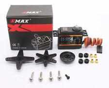 EMAX ES9258 Metal Gear Digital Servo 27g/ 3kg/ .08 sec for RC Heli trex 450/500