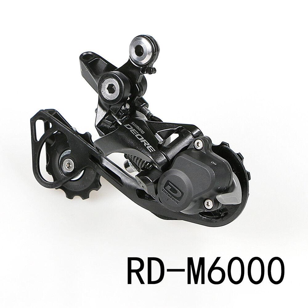 Shimano Deore RD M6000 GS SGS Trasero Desviadores Bicicleta de  Montaña MTB 10 velocidades  barato en alta calidad
