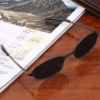 Anti-tracking Rear View Mirror Glasses Sunglasses Behind Vision Eyewear Iy