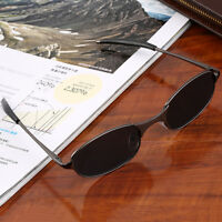 Anti-tracking Rear View Mirror Glasses Sunglasses Behind Vision Eyewear Iy