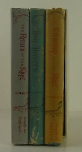 J-R-R-TOLKIEN-The-Lord-of-the-Rings-Trilogy-FIRST-EDITION-THREE-BOOK-SET