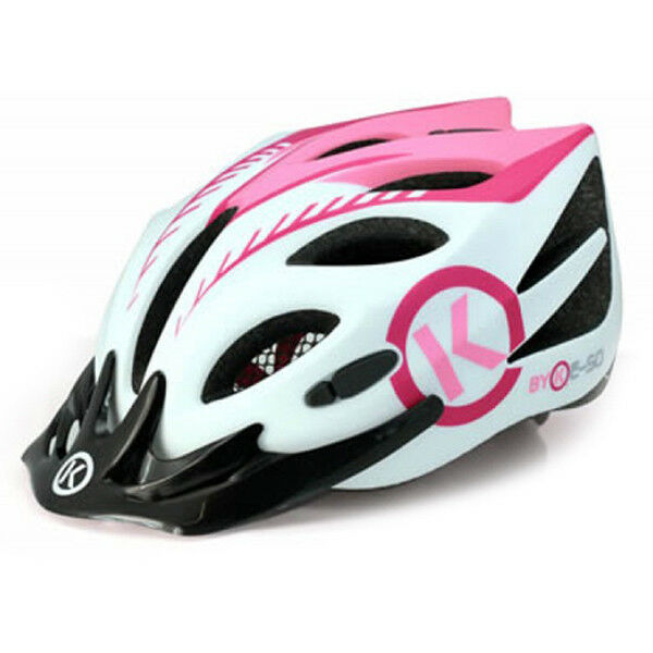 BYK Kids Bike Bicycle Helmet PINK Sized 50 -  55cm  cheaper prices