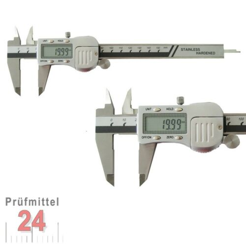 Digitaler Digital Messschieber Schieblehre 150 mm BIG NEU