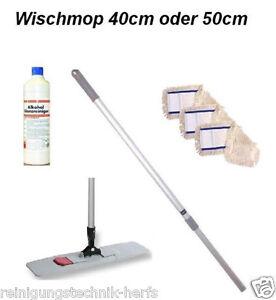 Profi-Bodenwischer-Komplett-Set-Reiniger