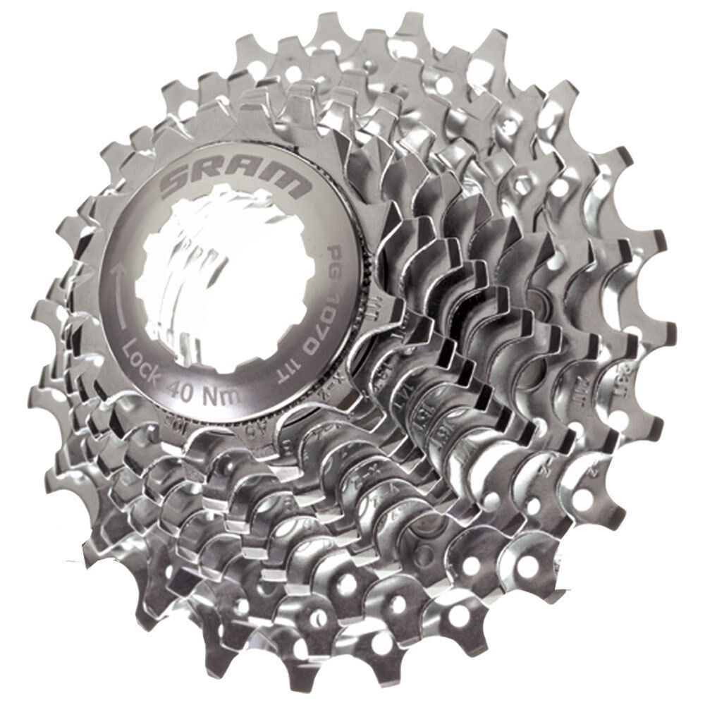 Sram Rival Force PG 1070 10 Speed Road Bike Cassette - 11-25T
