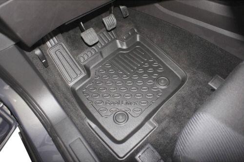 Premium Fußraumschalen für Ford Mondeo V 5-türig 2.2015- Turnier 2.2015