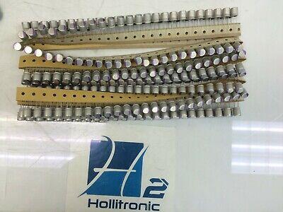 10uf 20V 105/' OS-CON HORIZONTAL SMD CAPACITORS 20SM10M SANYO QTY 50