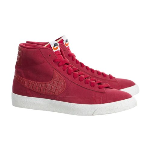 5 601 Blazer Vintage 638261 Nouveau Premium Gym Chaussures 11 Nike Rouge Taille Mid 886551745542 Hommes TYvgnO