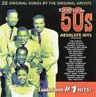 Top Hits of the 50s: Absolute Hits by Various Artists (CD, 2008, Collectables)