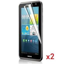 2x Clear Pellicola Proteggi schermo per Samsung Galaxy Tab 2 P3100 P3110 TABLET