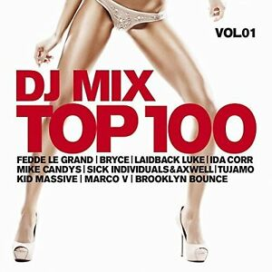 DJ-Mix-Top-100-Vol-1-2015-MORE-Bryce-Klaas-amp-Mazza-Ismael-Nagera-2-CD
