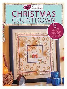 I-Love-Cross-Stitch-Christmas-Countdown-5-Advent-Calendars-to-Stitch-Various