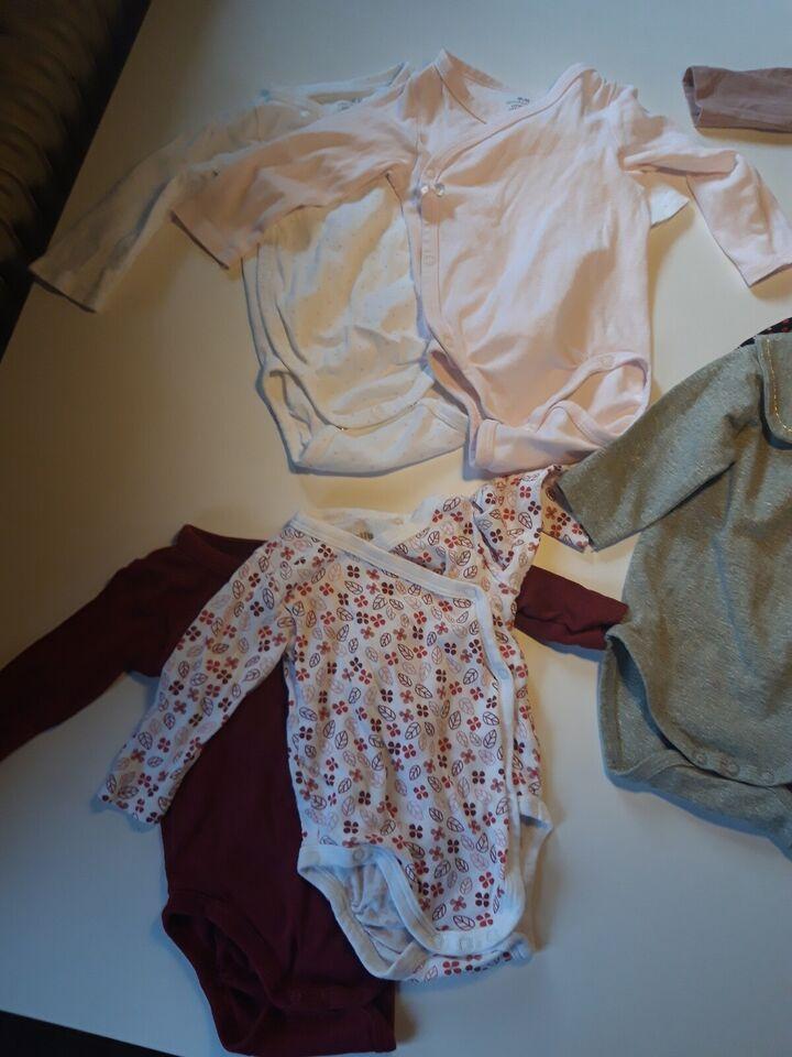 Blandet tøj, H&M, NameIT