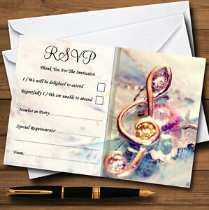 Music-Treble-Clef-Personalised-Wedding-or-Party-RSVP-Cards