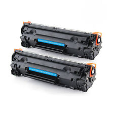 2PK CE285A 85A Toner Cartridge for HP 85A LaserJet P1102W M1217nfw MFP