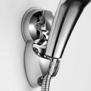 Drilling Faucet Holder Shower Head Hook Shower Hand Head Holder Bracket Mount