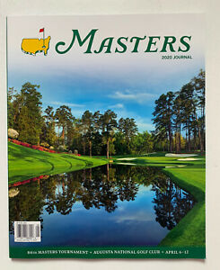 THE-MASTERS-GOLF-AUGUSTA-2020-OFFICIAL-JOURNAL-PROGRAMME-MAGAZINE-NEW