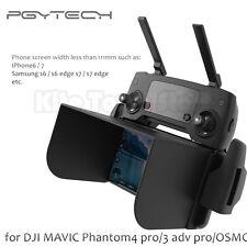 111mm Phone Sun Shade Hood for DJI MAVIC Phantom4 pro/3 adv pro/OSMO