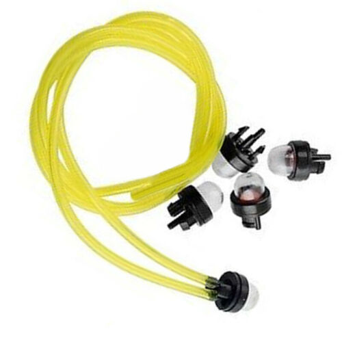 5*primer Bulbs+2*fuel Line Replace For Echo Poulan Ryobi 683974 Chainsaw Trimmer