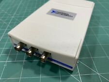 National Instruments Ni Usb 5133 50mhz Bandwidth 100mss 2 Channel Oscilloscope