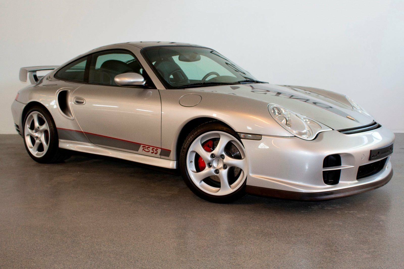 Porsche 911 Turbo 3,6 Coupé 2d - 495.000 kr.