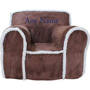 Insert For Pottery Barn Anywhere Chair Chocolate Sherpa