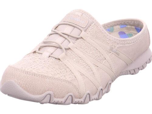 Beige Sandali Pantofole di da Pantofole Skechers donna xAw86qFC