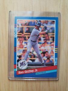 Donruss 1991 Ken Griffey Jr Card #77