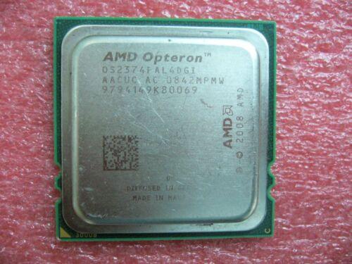 QTY 1x AMD Opteron 2374 HE 2.2 GHz Quad-Core OS2374PAL4DGI CPU Socket F 1207