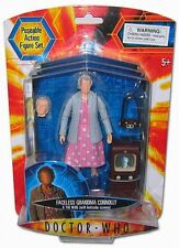Dr Doctor Who S2 Grandma Connolly & The Wire AF MINT