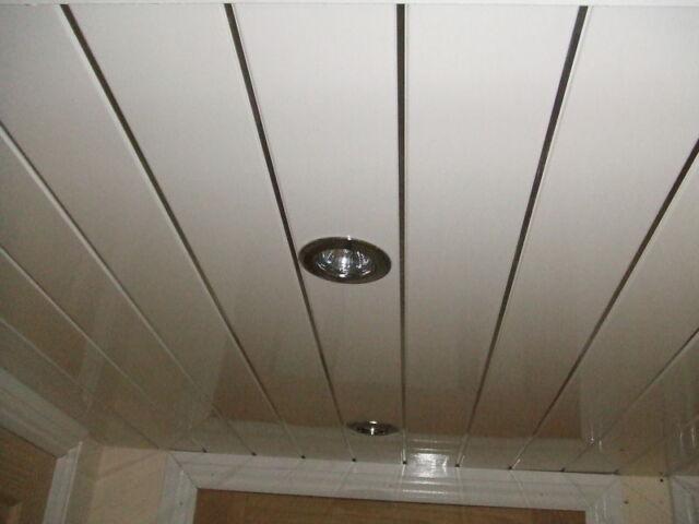3m Long Decorative Bathroom Pvc Plastic Ceiling Cladding