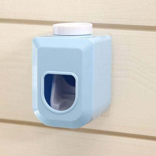 New Automatic Toothpaste Dispenser Toothbrush Holder Bathroom Household Item
