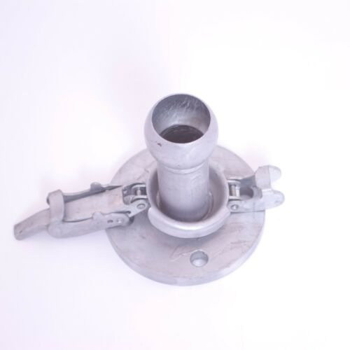 """3/"""" 4/"""" and 6/"""". Bauer Fittings Male x Flange Adaptor Lever Lock Connectors 2/"""""""