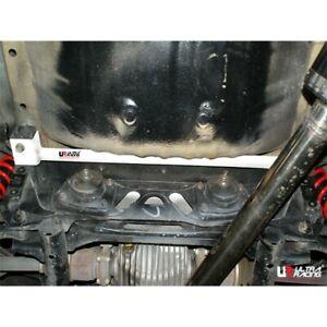 Ultra Racing Strebe hinten unten 2-Punkt - 99-03 Honda S2000 (AP1) F20C 2WD)